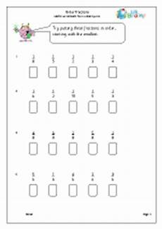 fraction worksheets year 3 4162 fractions maths worksheets for year 3 age 7 8