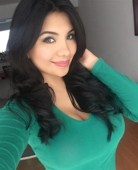 Beautiful Peru Girl