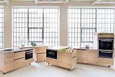 sorts of modular kitchens foodlab modular kitchen on wheels for customizable
