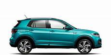 volkswagen configurator and price list for the new t cross