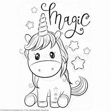 and unicorn coloring pages getcoloringpages org