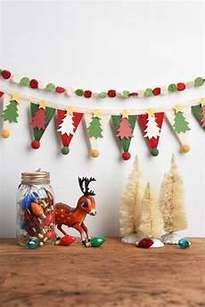 Lustiges Girlande Basteln F 252 R Weihnachtliche Deko