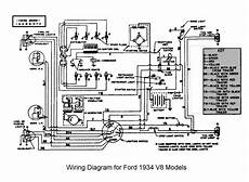 1935 Chevrolet Wiring Diagram by Flathead Electrical Wiring Diagrams