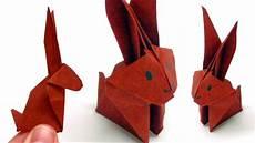 origami tiere falten 06 hase bunny