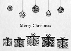 quot black and white merry christmas quot greeting cards by rumourhasit redbubble