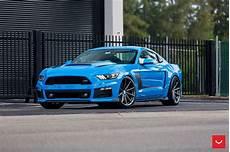 Vossen Wheels Vfs 10 Felgen Am Roush Rs3 Ford Mustang