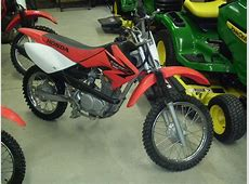 2005 HONDA CRF80 80CC KIDS DIRT BIKE VERY NICE MACHINE!