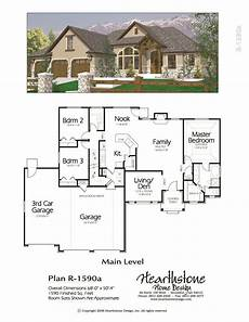 rambler house plans with bonus room r 1590a rambler house plans small house plans house plans