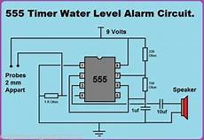555 timer water level alarm circuit kit electronics and electrical projects to try circuit
