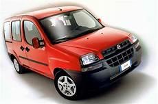 Fiche Technique Fiat Doblo 1 4 8v 2009