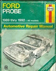 what is the best auto repair manual 1992 mercedes benz 500sl lane departure warning haynes auto repair ford probe 1989 1992 all models manual