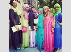 West african muslim girls   African fashion dresses