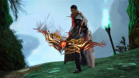 Guild Wars 2 Legendary Backpack