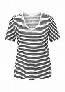 marc o polo t shirt l 228 ssiges baumwoll t shirt mit