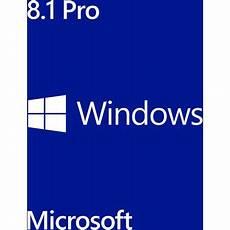 microsoft windows 8 1 pro 64 bit software pc 1pk