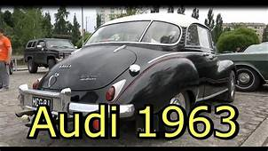 Audi 1963 DKW 1000 S Coupe  Mobilistit YouTube