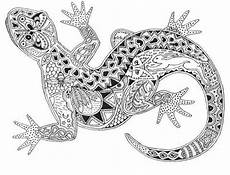 mandala coloring pages lizard 17931 lizard abstract doodle zentangle paisley coloring pages colouring detailed advanced