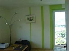 wand grün streichen kreativ w 228 nde streichen streifen wand ideen f 252 r muster