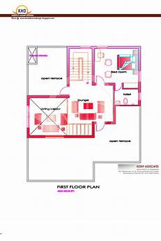 2000 sq ft house plans india modern house plan 2000 sq ft kerala home design and