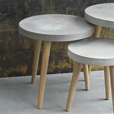 runde couchtische runder couchtisch greyment aus beton runde couchtische