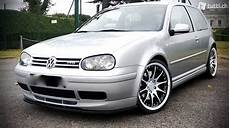 spoilerlippe f 252 r vw golf 4 iv 25th gti in st gallen