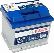 S4 001 Bosch Car Battery 12v 44ah Type 063 S4001 Car