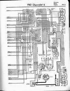 1959 Bel Air Wiring Diagram by 57 65 Chevy Wiring Diagrams