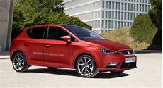 All New 2016 Seat Ibiza Previewed By Fresh Rendering