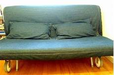 ikea ps bettsofa free ikea ps two seat sofa bed frame silver broken but