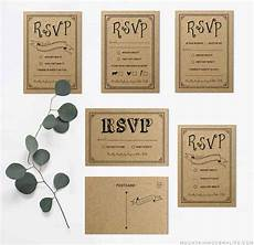 diy rsvp card archives mountain modern life