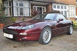 1996 Aston Martin DB7  For Sale At Auction