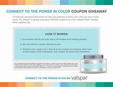 saving 4 a sunny day free valspar paint sle first 100 000