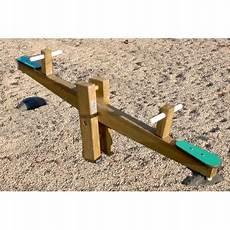 jeux exterieur collectivité balan 231 oire 224 bascule en bois pour aire de jeux balan 231 oire