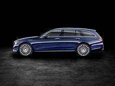 2017 Mercedes E Class Wagon Is Both Spacious And