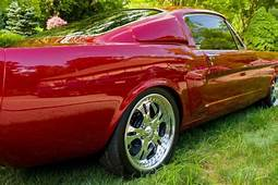 1965 Custom Built Ford Mustang Fastback  Classic