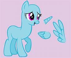 unsure pony base by approves on deviantart