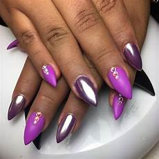 top 44 purple nail designs for 2019 styles art