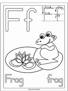 frog coloring page for f week letter f activities pinterest frogs