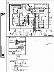 goodman air handler to thermostat wiring diagram goodman 83317 disconnect wiring diagram