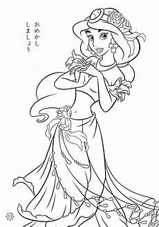 walt disney coloring pages princess walt