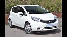 nissan note acenta pre reg nissan note acenta in arctic white at wessex garages pennywell road bristol
