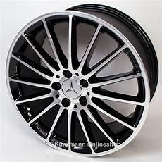 amg 19 inch wheel set a class 250 sport w176 genuine