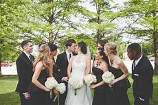 Black And White Wedding Theme Pictures