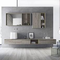 composition de meubles de salle de bain supendus calix 6