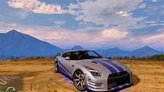 Nissan Gtr Fast And Furious - skyline fast and furious 2 vinyl for nissan gtr gta5