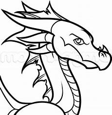 Malvorlage Drache Einfach Coloring Pages Free On Clipartmag