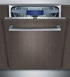 Siemens Einbau Geschirrspüler Preise - siemens sn636x03me a vollintegrierbarer einbau