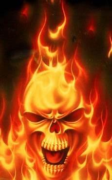 Gambar Keren Tengkorak Api Biru Putlockers Hd