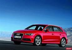 audi a3 versions audi a3 sportback la version 5 portes mondial de l auto 2012