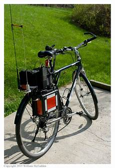 radio station wd8rif bicycle mobile